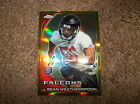 Sean Weatherspoon Topps Chrome gold refractor # 38 50