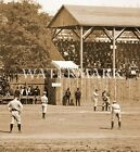 1887 Early Baseball 8x10 Vintage Photo 19th Century Baseball