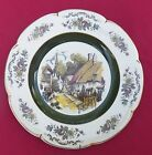 Antique Wood and Sons decorative wall plate. Made in England.
