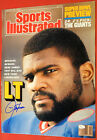 LAWRENCE TAYLOR AUTOGRAPHED NEW YORK GIANTS 16X20 SPORTS ILLUSTRATED PHOTO JSA