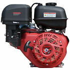 NEW 13HP GAS ENGINE GO KART LOG SPLITTER RECOIL START CARROLL STREAM MOTOR CO B