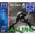 The Clash LONDON CALLING JAPAN BLU-SPEC CD new sealed EICP-20007 audiophile OBI