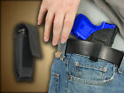 Barsony IWB Concealment Gun Holster + Mag Pouch for SW MP9c 40c Compact 357