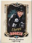 2008-09 Upper Deck Champ's Hockey RC Rookie # 200 Steven Stamkos Tampa Bay