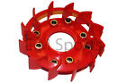 Gy6 Scooter Moped Bike Motor Fan Cover Parts 50cc Red