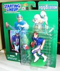 1998 DREW BLEDSOE FIGURE Starting Lineup Football Patriots NFL Mint in Package