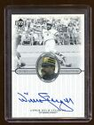 2000 UD LEGENDS WILLIE STARGELL ON CARD AUTO SP AUTOGRAPH PIRATES GREAT
