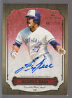 2012 Topps Five 5 Star Autograph Signature Auto George Bell 61 208 Blue Jays