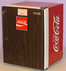 VINTAGE COCA-COLA REFRIGERATOR STORE VENDING MINI FRIDGE 1970s COMMERCIAL MODEL