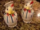napco salt and pepper shakers