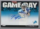 2011 Topps Game Day Rookie Signature Autograph Titus Young RC Boise State St.