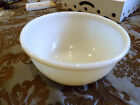 Anchor Hocking Off White Beaded Rim 7 1/4 Inch Mixing Bowl