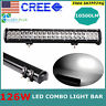 20'' 126W Spot Flood Combo CREE LED Driving Work Light Bar Save on 180W 240W | eBay