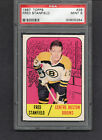 1967-68 TOPPS #36 FRED STANFIELD PSA 9