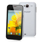 POMP W89 Unlocked 47 Multi Touch Android 42 Smart Cell phone Quad Core white