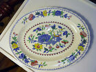 Plantation Colonial Meat Platter England by Masons for Carl Forslund China
