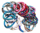WHOLESALE NEPAL Glass Beaded Crochet Bracelets Fair Trade Jewelry
