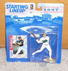 1997 Kenner Starting lineup Scott Brosius - Oakland A's -  MOC