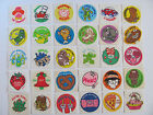 Vintage Scratch and Sniff Stinky Matte Trend Stickers Collectible You Choose