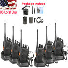 6 x Walkie Talkie Retevis H777 UHF400-470MHz 16CH CTCSS/DCS  5W  2-Way Radio US