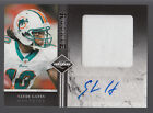 2011 Panini Limited Rookie Autograph Jumbo Jersey Clyde Gates RC 5 10 Dolphins