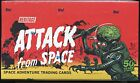 3 boxesTopps Heritage Attack from Space Mars Attacks card box Factory sealed