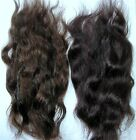 REBORN MOHAIR DOLL TROLL PUPPET HAIR WAVY BROWN DUO 10GRAMS
