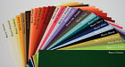 Cardstock BASIS Paper PICK YOUR COLOR or VARIETY 85 x 11 25 sheets QUALITY