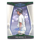 RARE Wil Myers AUTO Signed Autographed 22 25 Pre Rookie RC 2011 TRISTAR PURSUIT