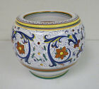 CAMA DERUTA ITALY FOR COTTURA POTTERY PLANTER POT 8