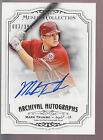 2012 Topps Museum Collection Archival Autograph Auto Mark Trumbo 3 399 Angels