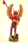 El Diablo = Devil = Hand Made= folk art