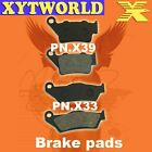 FRONT REAR Brake Pads for KTM LC-4 640 Adventure 2001-2002