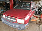 99 00 01 02 03 04 TRACKER FRONT AXLE ASSEMBLY AA0544 38472