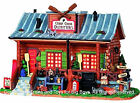 Lemax 05040 CEDAR CREEK OUTFITTERS EXCLUSIVE Building Christmas Village Vail S R