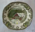Johnson Brothers Friendly Village ENGLAND Square Bowl