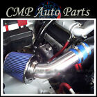 BLUE 2001 2004 CHEVROLET GEO TRACKER 25 25L LT ZR2 AIR INTAKE KIT SYSTEMS