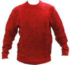 NEW MEN'S AUTHENTIC COOGI SWEATER RED COLOR PULLOVER