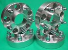 4 JEEP 15 COMMANDER 4WD 4X4 HUB CENTRIC WHEEL SPACERS ADAPTERS
