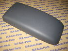 T203q1 Toyota 4Runner Tacoma Center Console Lid With Hinge Genuine OEM  Gray