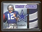 Roger Staubach Cards, Rookie Cards and Autographed Memorabilia Guide 33