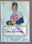 2013 Topps Replacement Autograph Auto Green Refractor Don Sutton 20 50