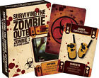ZOMBIE OUTBREAK SURVIVAL PLAYING CARD DECK