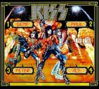 KISS PINBALL MACHINE BACKGLASS POSTER 1978 BALLY KISS ARMY GENE PAUL ACE PETER