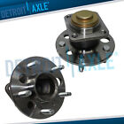 Pair 2 New REAR for Buick Cadillac Olds Pontiac Wheel Hub and Bearing Assembly