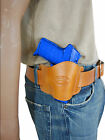 New Barsony Tan Leather Quick Slide Holster Kahr Beretta 380 Ultra Comp 9mm 40