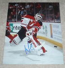 MARTIN BRODEUR HAND SIGNED AUTHENTIC NEW JERSEY DEVILS 8X10 PHOTO W COA PROOF NJ