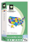NEW Cricut cartridge 50 States RARE Retired VHTF Free shipping