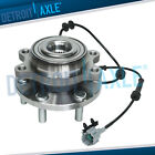 New Front Wheel Hub  Bearing Fits Nissan Frontier Pathfinder Xterra Equator 4x4