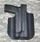 Tactical OWB Holster with TLR 1 Springfield Armory XD 45 Service 4 barrel